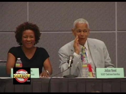 NAACP on LGBT Civil Rights - Wanda Sykes, Don Lemon, Julian Bond