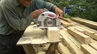 Дача  строим веранду 1(Как построить веранду В данной статье описан один из вариантов выполнения постройки веранды к деревянному..., 2012-09-12T01:07:15.000Z)