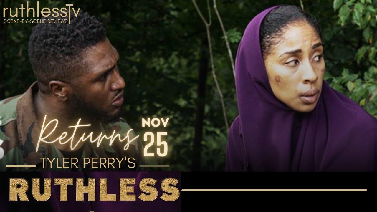 Download Tyler Perry's Ruthless  Season 2 Episode 10   Returns November 25