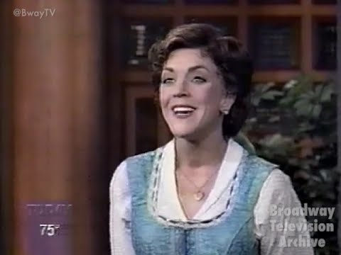 "Andrea McArdle - ""A Change In Me"" - Disney's BEAUTY AND THE BEAST (Today 1999-08-14)"