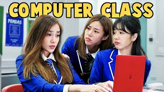 12 Types of Students in Every Computer Class