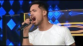 Alejandro Fernández cantó
