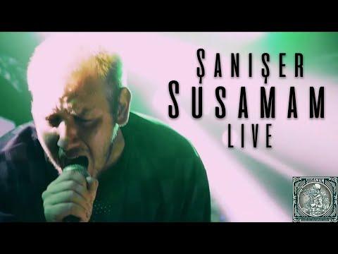 Şanışer - Susamam (Live) / IF PERFORMANCE HALL - Beşiktaş