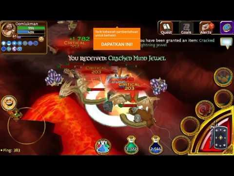 Arcane Legend - Hunt Jewel (jewel Elixir)