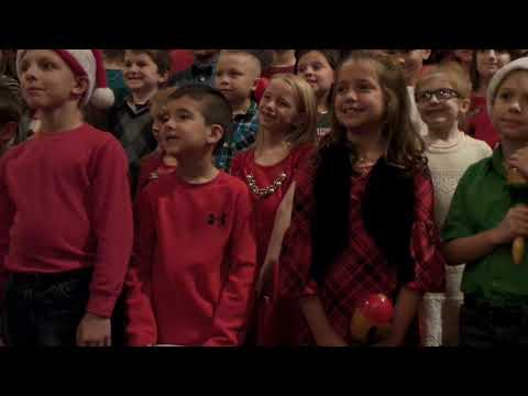 Michigan Avenue Elementary School Christmas Concert 2018 - 2nd Grade