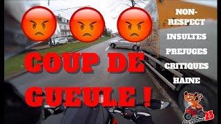 M.A.S. #4 - MAIS OÙ EST L'ESPRIT MOTARD !!!??? PREVENTION SUR L'EQUIPEMENT MOTO !!!