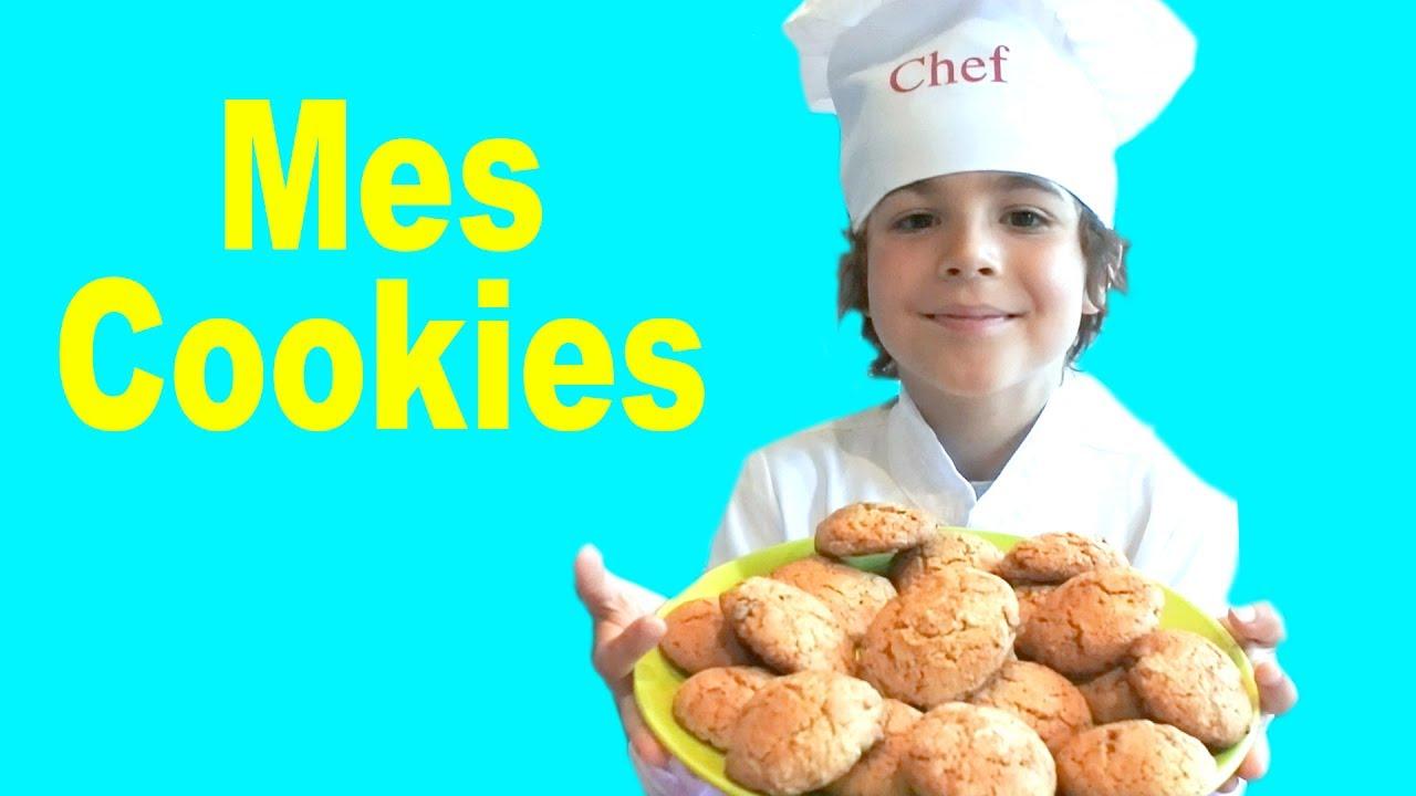 comment faire des cookies aux p pites de chocolat pour le go ter ma recette facile et rapide. Black Bedroom Furniture Sets. Home Design Ideas