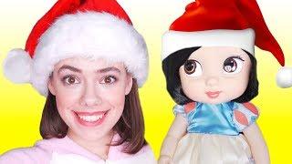 Santa Christmas Song #2  | 동요와 아이 노래 | 어린이 교육