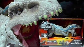 Jurassic World Fall 2019 Dinosaurs - Velociraptor Blue