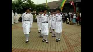 PASKIBRA SDN Cempaka Putih 2 Ciputat Timur 2011 - 1.mpg