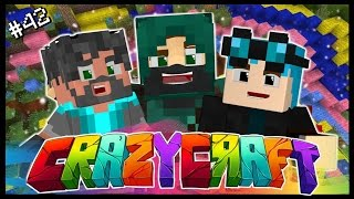 HOW COULD YOU DO THIS!?!    Ep 42   Minecraft Crazy Craft 3.0