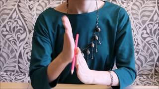 2. Разминка для рук перед письмом