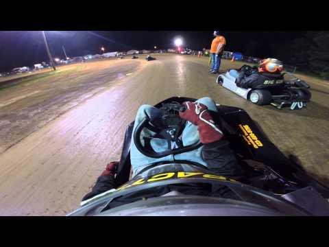 Box stock super heavy Dawgwood Speedway 8/9/2014