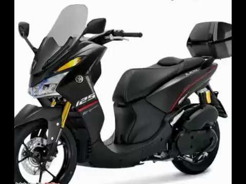 Yamaha Lexi 125cc Makin Keren Kalau Di Modif Seperti Ini Youtube
