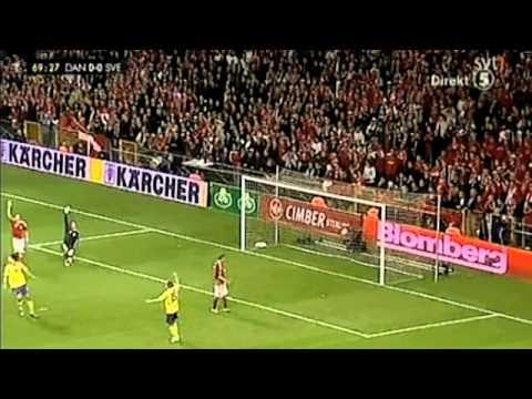 DENMARK - SWEDEN 2009 (svt sport reportage)