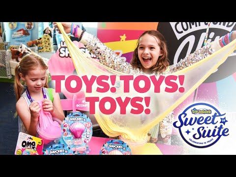 Sweet Suite 19: 10th BIRTHDAY TOY PARTY OFFICIAL VIDEO
