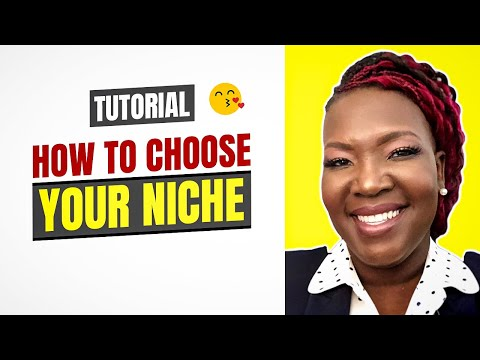 How To Choose Your Niche Tutorial - How To Start a NICHE' Staffing & Recruitment Business Tutorial