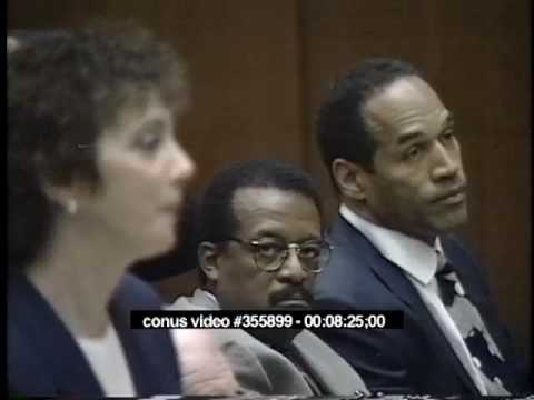 OJ Simpson Trial - March 21st, 1995 - Part 1