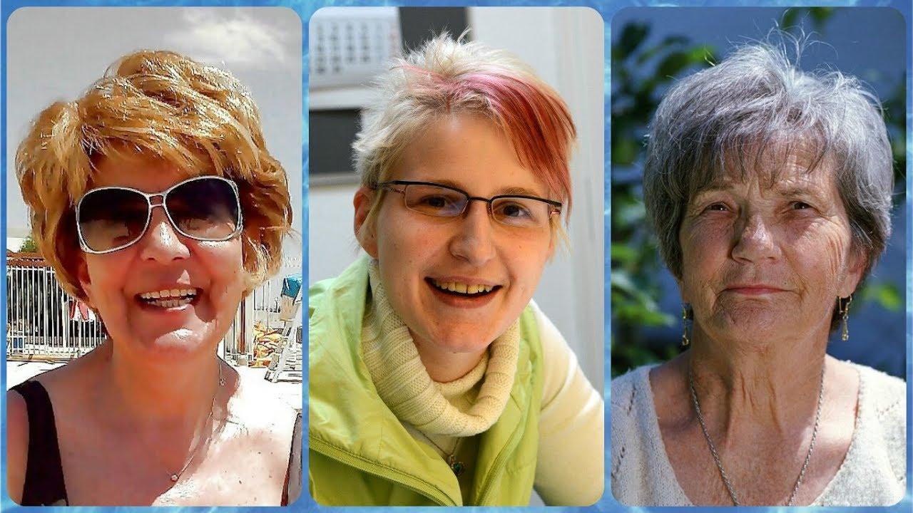 Frisuren Fur Dunnes Haar Fur Altere Frauen Altere