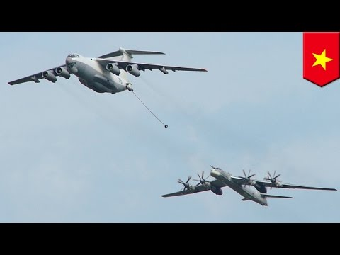 "US asks Vietnam to stop allowing Russia to use Cam Ranh Bay base to refuel Tu-95 ""Bear"" bombers"