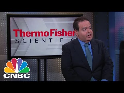 Thermo Fisher Scientific CEO: Under The Microscope | Mad Money | CNBC