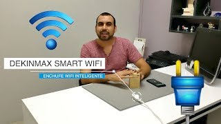 Dekinmax enchufe inteligente WIFI