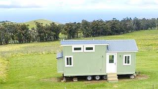 Tiny House Built For Hawaiian Living