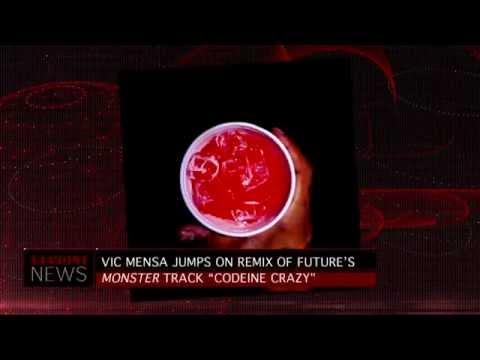 """Vic Mensa Remixes Future's """"Codeine Crazy"""""""