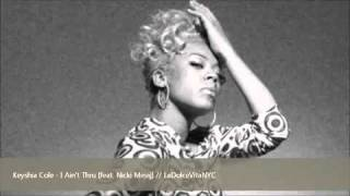 ♫ Keyshia Cole  ft. Nicki Minaj - I Ain