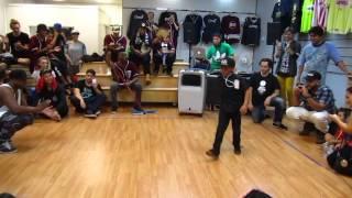 Deuces Wild Jam: All Styles (Prelims) #2