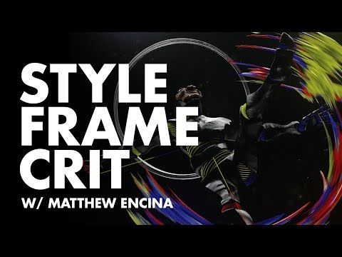 Motion Design Critique ep.1 – Mood Boards and Style Frames.
