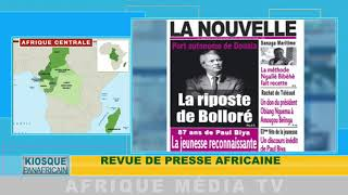 KIOSQUE PANAFRICAIN DU 17 02 2020