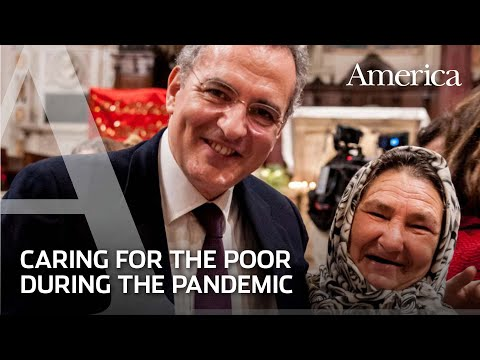 Poverty in a pandemic: How Catholics can care for the poor at Christmas | Behind the Story