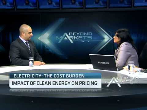 Downward Cost trend of Renewable Energy