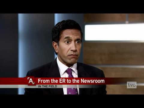 Sanjay Gupta: Journalism and the Hippocratic Oath