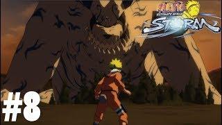 Naruto Ultimate Ninja Storm - Tập 8 - Naruto Đại Chiến Vĩ Thú Shukaku Làng Cát | Big Bang