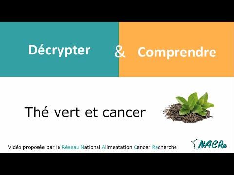 Non, le thé vert ne protège pas du cancer
