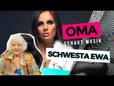 Oma schaut Musik - Schwesta Ewa