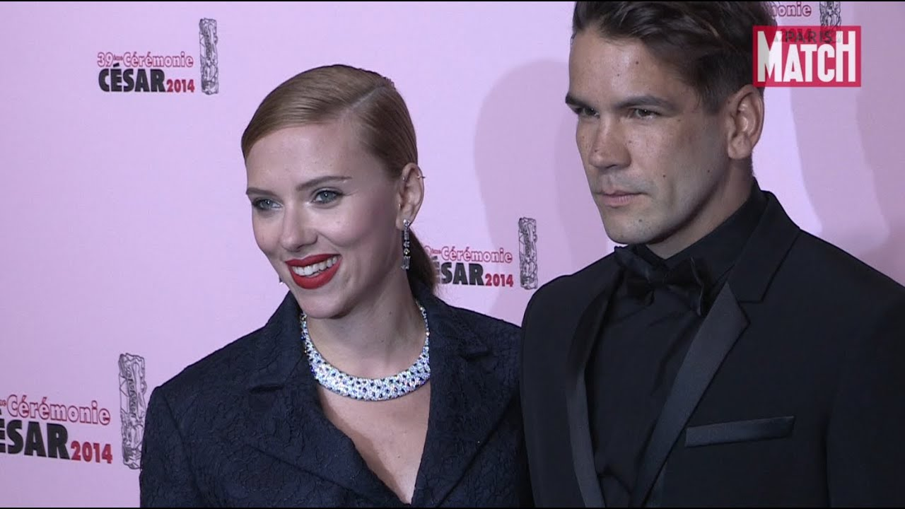 Scarlett Johansson Enceinte De Romain Dauriac (Scarlett