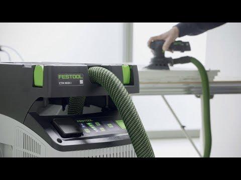 Compacte stofzuigers | CT Mini & Midi - Festool