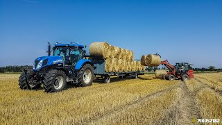 Żniwa 2018 po naszemu John Deere 1450 WTS! Harvest in Poland / Pikus2182