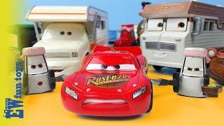 Disney Pixar Cars Diecast Toys Part 7 Mattel with Mcqueen Mater RV Planes New  カーズ  2015
