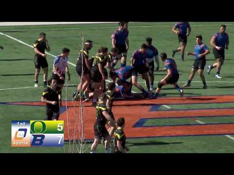 Boise State Men's Rugby vs University of Oregon