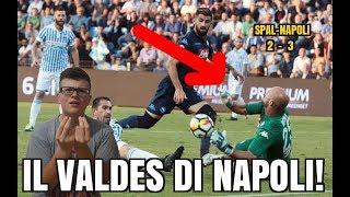 Video Gol Pertandingan SPAL 2013 vs Napoli