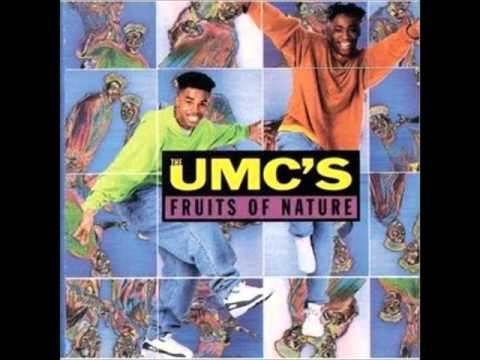 UMC's - Blue Cheese (Instrumental) (1991)