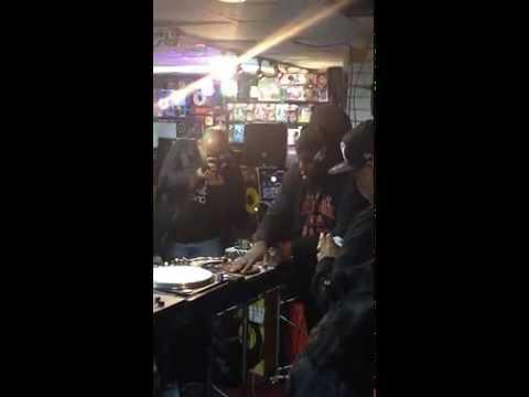 DJ Evil Dee's set @ Rock & Soul 12/27/13