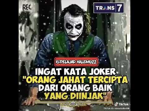 Ingat Kata Joker Youtube