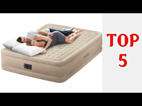 5 Best  Air Mattress On Amazon - Top Air Bed To Buy On 2018