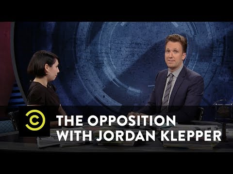 The Opposition w/ Jordan Klepper - Defending a Man's Right to Choose