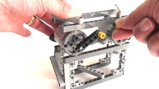 Lego XL Motor as Generator / actuator